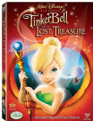 Tinker Bell and The Lost Treasure [Region 4]