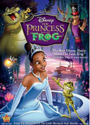 The Princess and the Frog [Region 4]