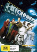 The Hitchhiker's Guide to the Galaxy  [Region 4]