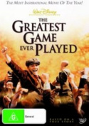 The Greatest Game Ever Played [Region 4]