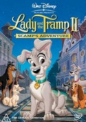 Lady And The Tramp II [Region 4]