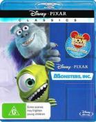 Monsters Inc.   [2 Discs] [Region B] [Blu-ray]