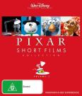 Pixar Short Films Collection - Volume 1 [Region B] [Blu-ray]