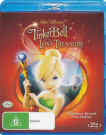 Tinker Bell and The Lost Treasure [Region B] [Blu-ray]