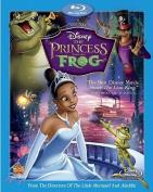 Princess And The Frog [Blu-ray] [Region B] [Blu-ray]
