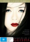 Memoirs of a Geisha DVD  [Region 4]