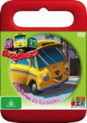Busy Buses - The Complete Series [Region 4]