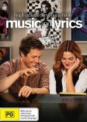 Music and Lyrics [Region 4]