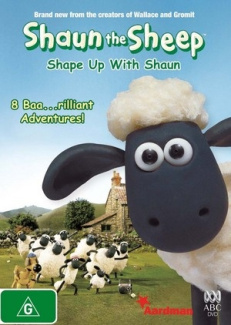 Shaun The Sheep Shape Up With Shaun