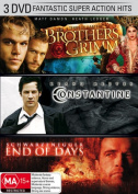 Constantine / End of Days / The Brothers Grimm