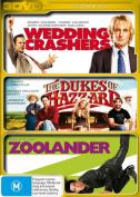 The Dukes Of Hazzard (2005) / Wedding Crashers / Zoolander [Region 4]