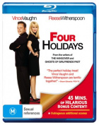 Four Holidays [Region B] [Blu-ray]