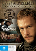 Brokeback Mountain / The Brothers Grimm  [Region 4]