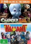 Casper's Scare School / Valiant [Region 4]