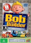 Bob the Builder [4 Discs] [Region 4]