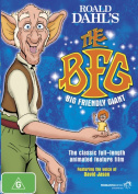 The BFG, - Big Friendly Giant [Region 4]
