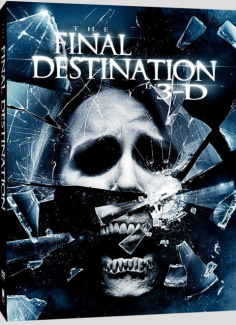 Final Destination 4 2D/3D (2 Disc + 4 Glasses)