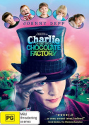 Charlie and the Chocolate Factory  [Region 4]