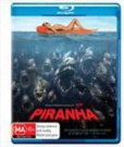 Piranha  (3D Version) [Blu-ray]
