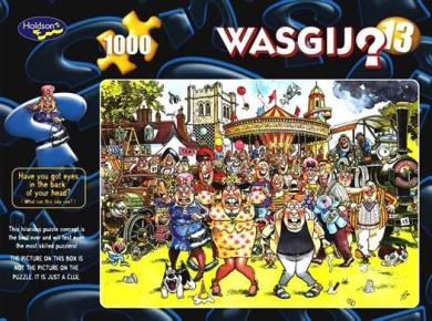 Wasgij 13 Puzzle