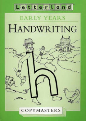 Early Years Handwriting Copymasters Letterland - Audio Books ...