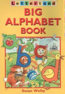Big Alphabet Book Letterland S Lyn Wendon Susan Wel