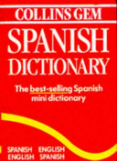 Collins Gem Spanish Dictionary