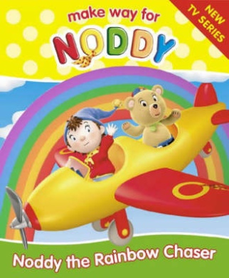 Noddy the rainbow chaser make way for noddy s enid for Fishpond books