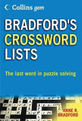 Bradford's Crossword Lists