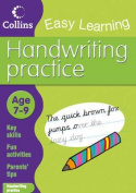Handwriting Age 7-9