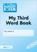 Collins Primary Focus - My Third Word Book
