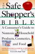 The Safe Shopper's Bible