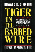 Tiger in the Barbed Wire