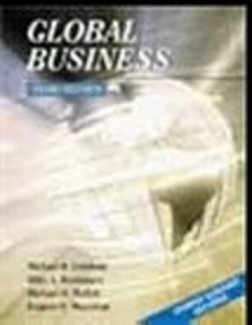 Global Business (The Harcourt College Publishers series in management)
