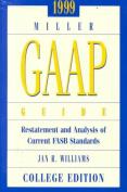 1999 Miller Gaap Guide