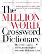 The Million World Crossword Dictionary