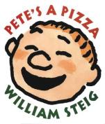 Pete's a Pizza [Board book]