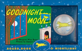 Goodnight Moon Board Book & Nightlight [Board Book]