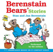 Berenstain Bear's Stories Unabridged 2/90 [Audio]