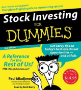 Stock Investing for Dummies  [Audio]