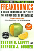 Freakonomics [Large Print]