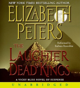 The Laughter of Dead Kings (Vicky Bliss Mysteries  [Audio]