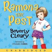 Ramona the Pest (Ramona Quimby  [Audio]