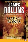 Map of Bones  [Large Print]