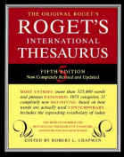 The Original Roget's International Thesaurus
