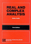 Real and Complex Analysis (McGraw-Hill International Editions