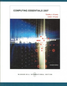 Computing Essentials: 2007