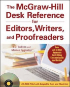 The McGraw-Hill Desk Reference for Editors, Writers, and Proofreaders [With CDROM]
