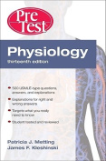 Physiology PreTest Self-Assessment and Review, 13th Edition