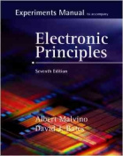 Experiments Manual with Simulation CD to Accompany Electronic Principles